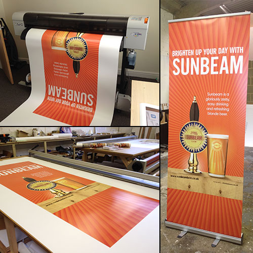 Pop-up Banner Printing